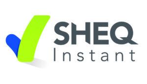 logo application sheq instant
